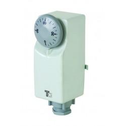 Aquastat d'applique de 0 à 90° avec réglage externe
