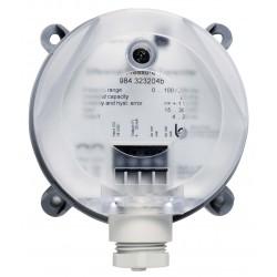 Transmetteur de pression 0-10/0-25 Mbar 984A553704