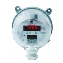 Transmetteur de pression 0-1/0-2,5 Mbar Digital 984A523714