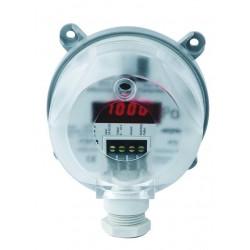 Transmetteur de pression 0-50/0-100 Mbar Digital 984A573714