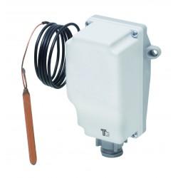 Aquastat avec capillaire 110° avec réarment manuel