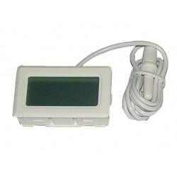 Thermomètre digital encastrable 50x30