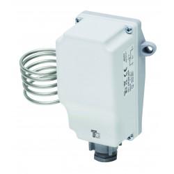 Thermostat étanche réglage interne de 0°/+40° C