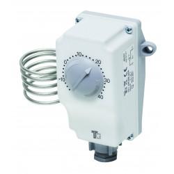 Thermostat étanche réglage externe de 0°/+40° C