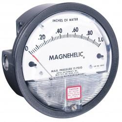 Manomètre Magnehelic 2000-4KPA