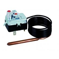 Aquastat sécurité réglinterne 40° - 60° et réarm.manuel