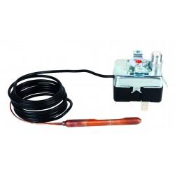 Aquastat sécurité régl.interne 90 - 110° et réarm.manuel - L1500