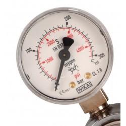 Manomètre HP 0/300 Bar 01006120
