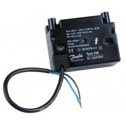 Transformateur d'allumage fioul type EBI avec câble