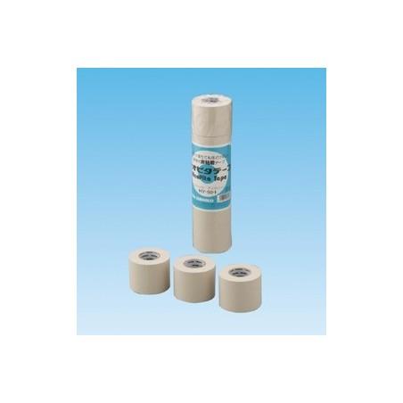 Bande non adhésive ivoire D.75mmx18m HS-75-I