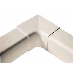 Intérieurs d\'angle 90° 80 mm blanc pur