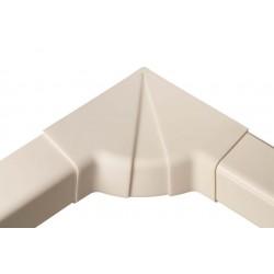 Intérieurs d\'angle 80-105° 80 mm blanc pur