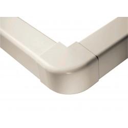 Extérieurs d\'angle 90° 110 mm blanc pur