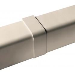 Manchons 110 mm blanc pur