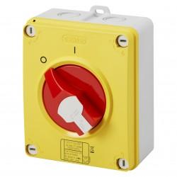 Interrupteur sectionneur de proximité 32A 3P