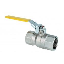 Robinet gaz 1/2' cadenassable