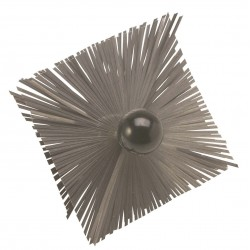 Hérisson carré acier D.250