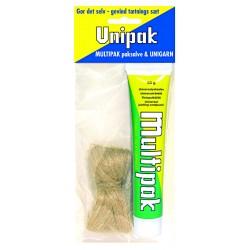 Composants pour joint MULTIPAK kit bricolage (50g + fil de lin)