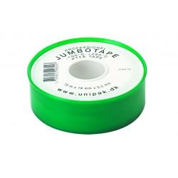 Teflon® PTFE JUMBOTAPE Gros diamètre ruban de filetage UNIPAK