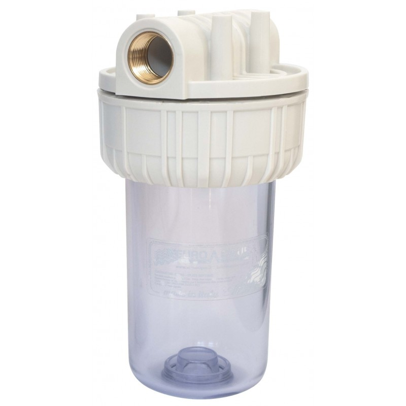 Filtres en plastique 10\' enfichables 3/4\'