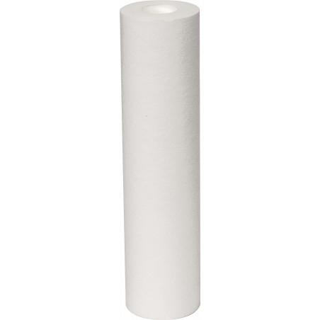 Cartouches filtrantes microfibre PP CART/PP/20/1