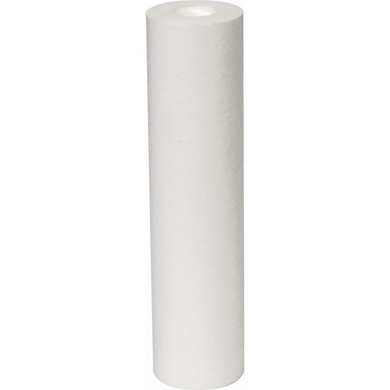 Cartouches filtrantes microfibre PP CART/PP/20/10