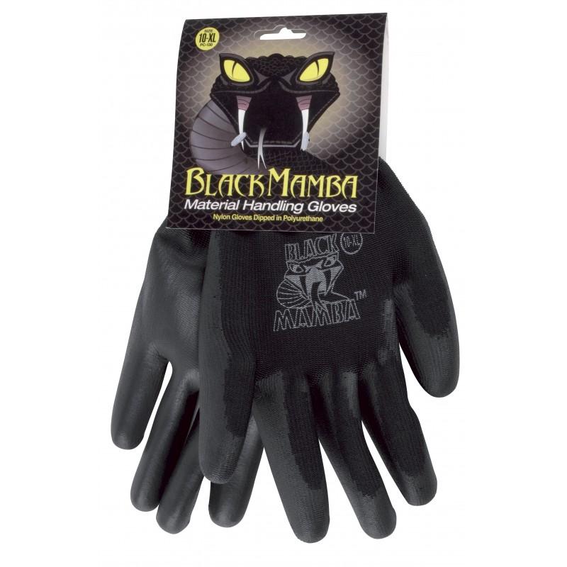 Paire de gants en nylon/polyuréthane taille L