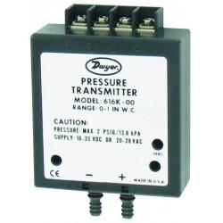Transmetteur 616KD-10V-TC