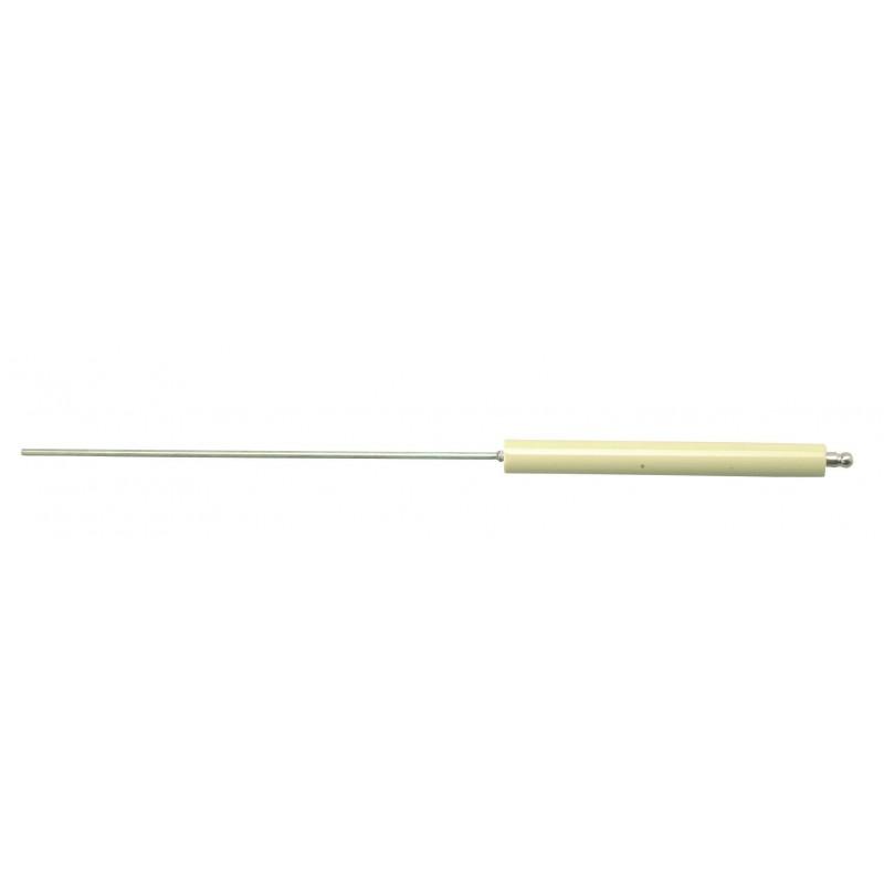 Electrode porcelaine D.14 L100 / KANTAL L150