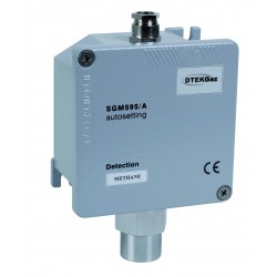 Sonde de détection industrielle acétylène boitier métal IP65