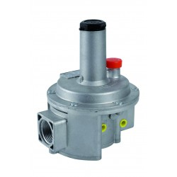 Régulateur de pression avec filtre taraudé D1''1/2