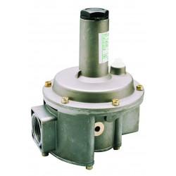 Régulateur de pression avec filtre taraudé D1/2