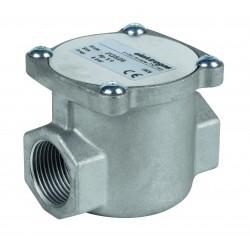 Filtre à gaz 6 bar raccord 3/4'' sans prise pression FGS26