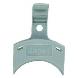 Clips capteurs de température moyenne couleur grise