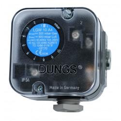 Pressostat gaz 1 à 10Mbar LGW 10 A4