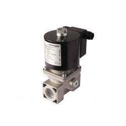 Electrovanne gaz automatique NF laiton 1/4\' 200mBar