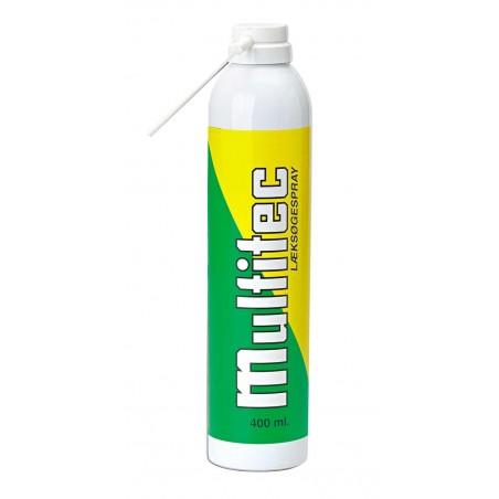 MULTITEC Spray détecteur de fuite 400ml -30°C