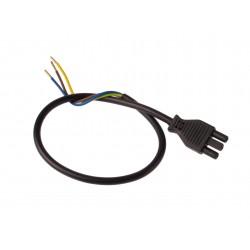 Cable spina C L1500mm coudé vers le bas