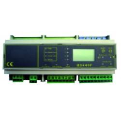 Centrale de détection gaz rail Din 14 sondes