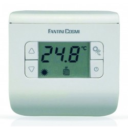 Thermostat d'ambiance 2 / 40°C CH110 - Blanc