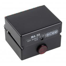 Boite de contrôle MA 55 D