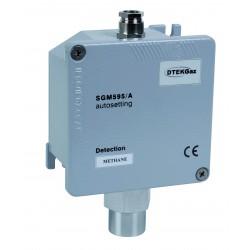 Sonde de détection industrielle GN boitier métal IP65
