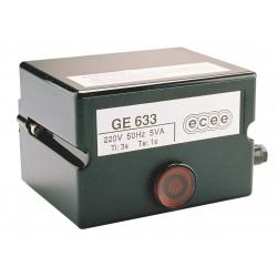 Boîte de contrôle GE 236.01 04M