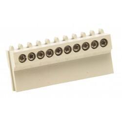 Connecteur P25 avec résistance pour GV2 96121