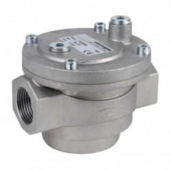 Filtre à gaz 6 bar à brides raccord DN80 FG86A