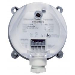 Transmetteur de pression 0-2,5/0-5 Mbar 984M333104B