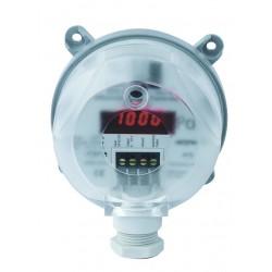 Transmetteur de pression 0-1/0-2,5 Mbar digital 984M523114B