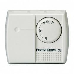 Thermostat d'ambiance à tension de vapeur C16EH