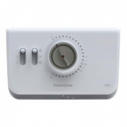 Thermostat d''ambiance ventilo CH130ARFR (radiofréquence)