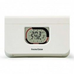 Thermostat digital journalier C58RFR RF avec récepteur